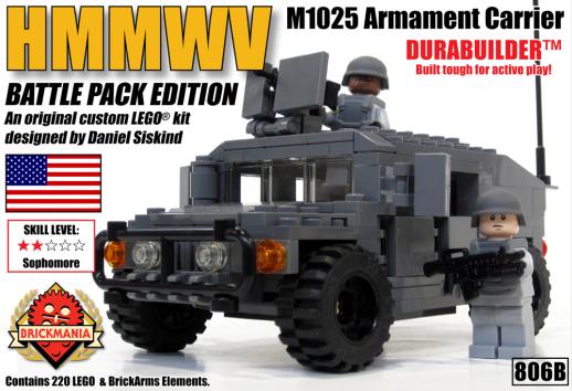 Humvee Box Cover
