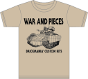 War and Pieces T-Shirt