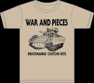 War And Pieces T-Shirt