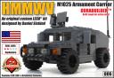 806 Humvee Blay Cover