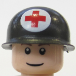 BrickArms M1 with Red Cross Print