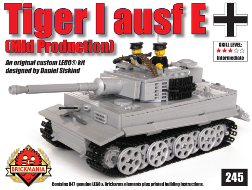 BKM245 Tiger I