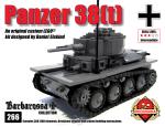 BKM 266 Panzer38(t)brickmaniatoysBKM 266 Panzer38(t)Panzer 38(t)Panzer 38(t)
