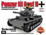 Panzer III Ausf HbrickmaniatoysPanzer III Ausf H