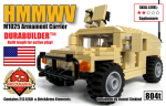 BKM804t Humvee Tan Cover