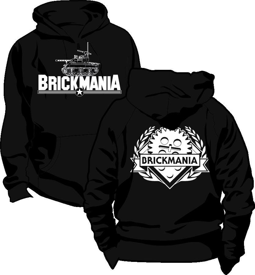 Brickmania Hoodie