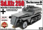 SdKfz 250brickmaniatoysSdKfz 250SdKfz 250