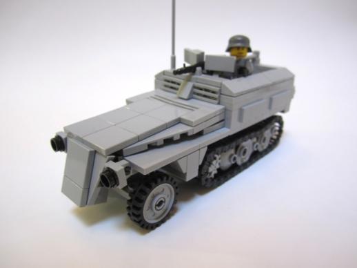 SdKfz 250/1 Ausf B