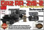 Gaz AA Battle Pack