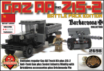 Gaz AA Battle Pack