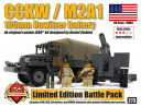 CCKW / M2A1 105mm Howitzer Battery