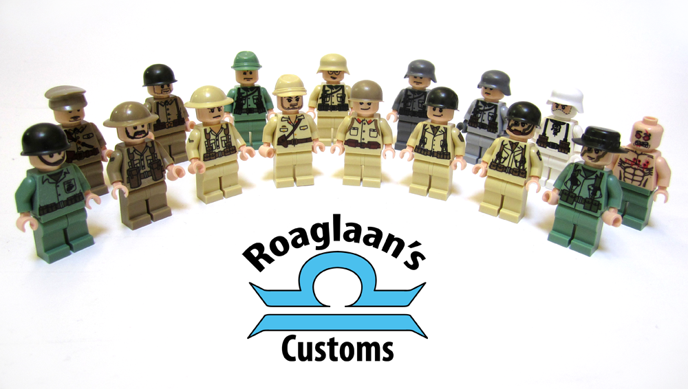 Roaglaans custom decals