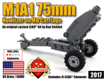 M1A1 75mm Pack Howitzer
