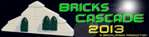 Bricks Cascade 2013