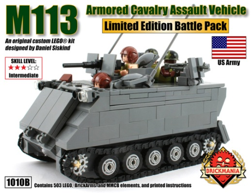 New Release M113 Apc And Acav Battle Pack Kits