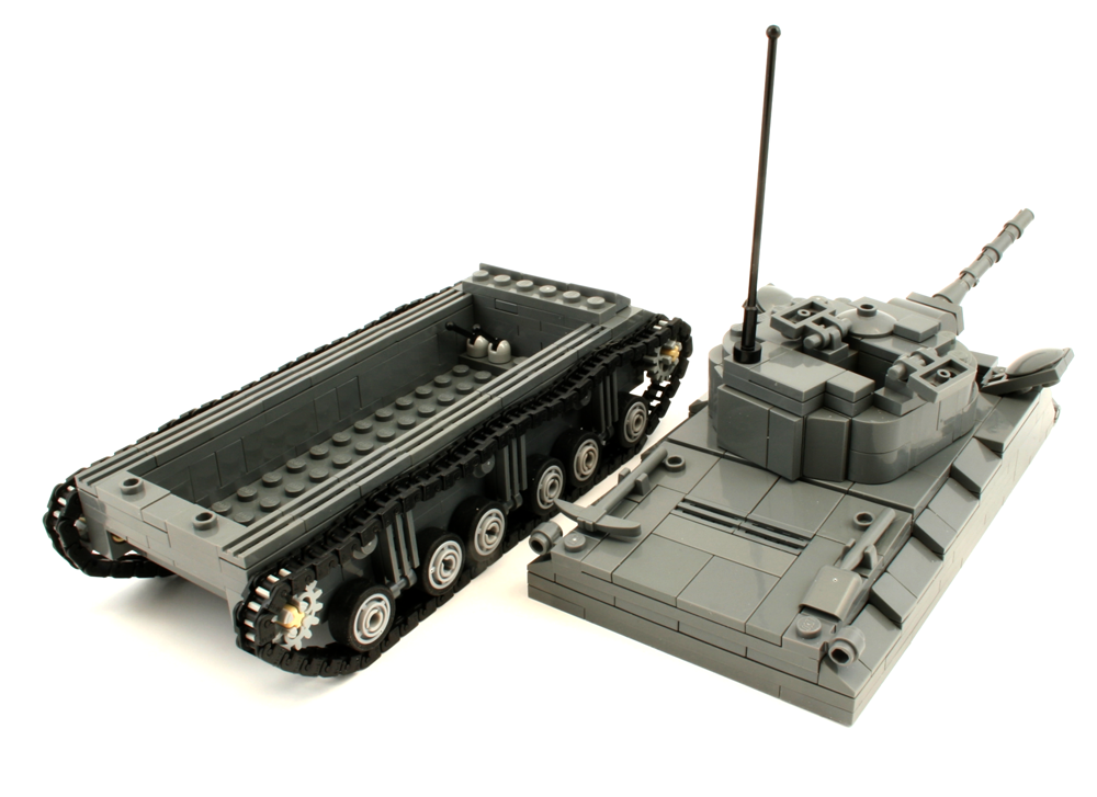 New M4 Sherman High Playability At A Lower Price Brickmania Blog
