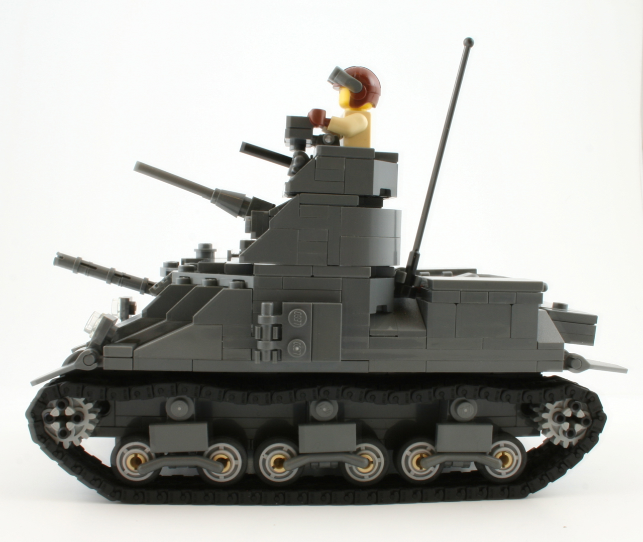 "M3 Tank For Sale >> M3 ""Lee"" Medium Tank Prototype Model Preview 
