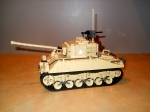 Tan M4A3(76) by Ron Blair