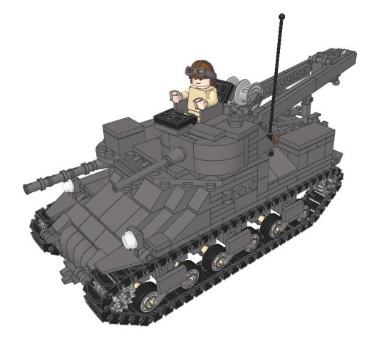 M31 LDraw