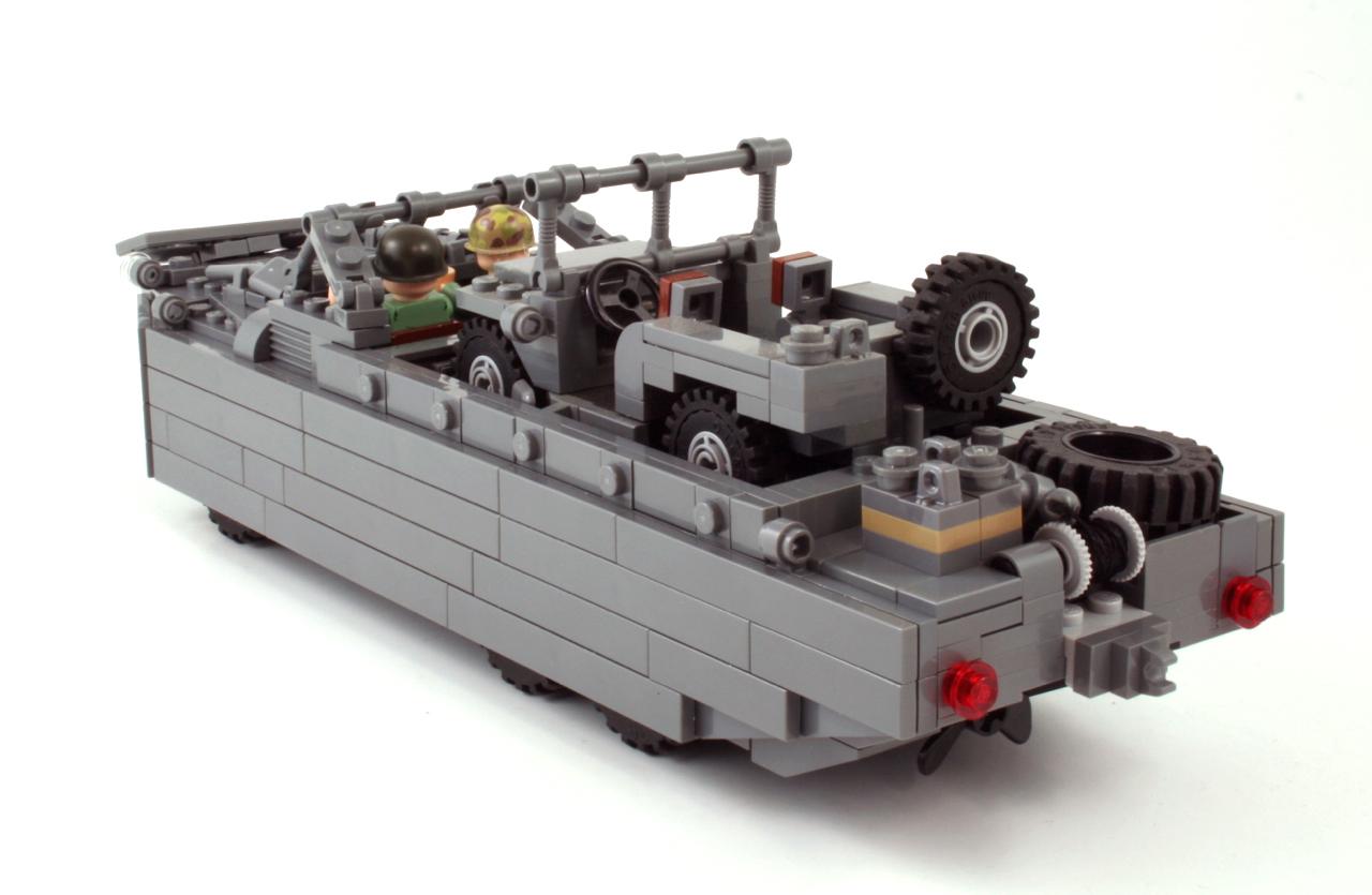 Dukw Amphibious Truck Kits Now Available Brickmania Blog