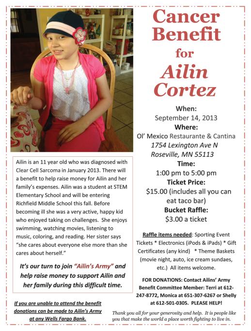 Ailins_Benefit_Poster