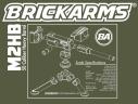 BrickArms M2HB Shirt Art