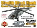 Stealth Black Hawk Box Cover