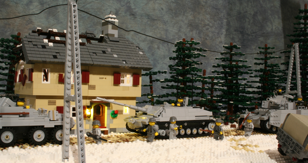 12/7 Brickmania Open House: New Displays & Holiday Shopping ...