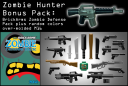 Zombie Hunter Bonus Pack