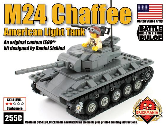 custom lego tank instructions
