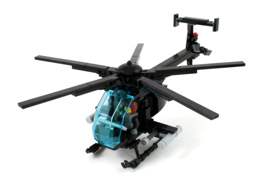 AH?-6 Little Bird Attack Helicopter
