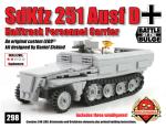 298_SdKfz251D_Cover560brickmaniatoysSdKfz 251SdKfz 251SdKfz 251SdKfz 251