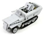 """SdKfz 250 """"Long"""" with Pak 38"""
