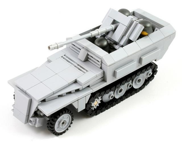 SdKfz 250 Lange