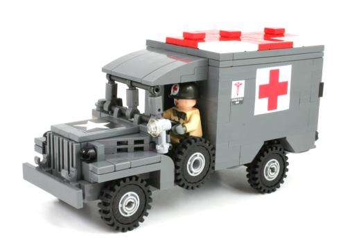 WC64 KD Ambulance