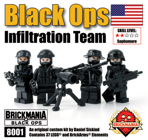 Black Ops Infiltration Team