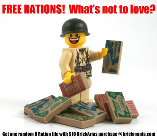 Free Rations