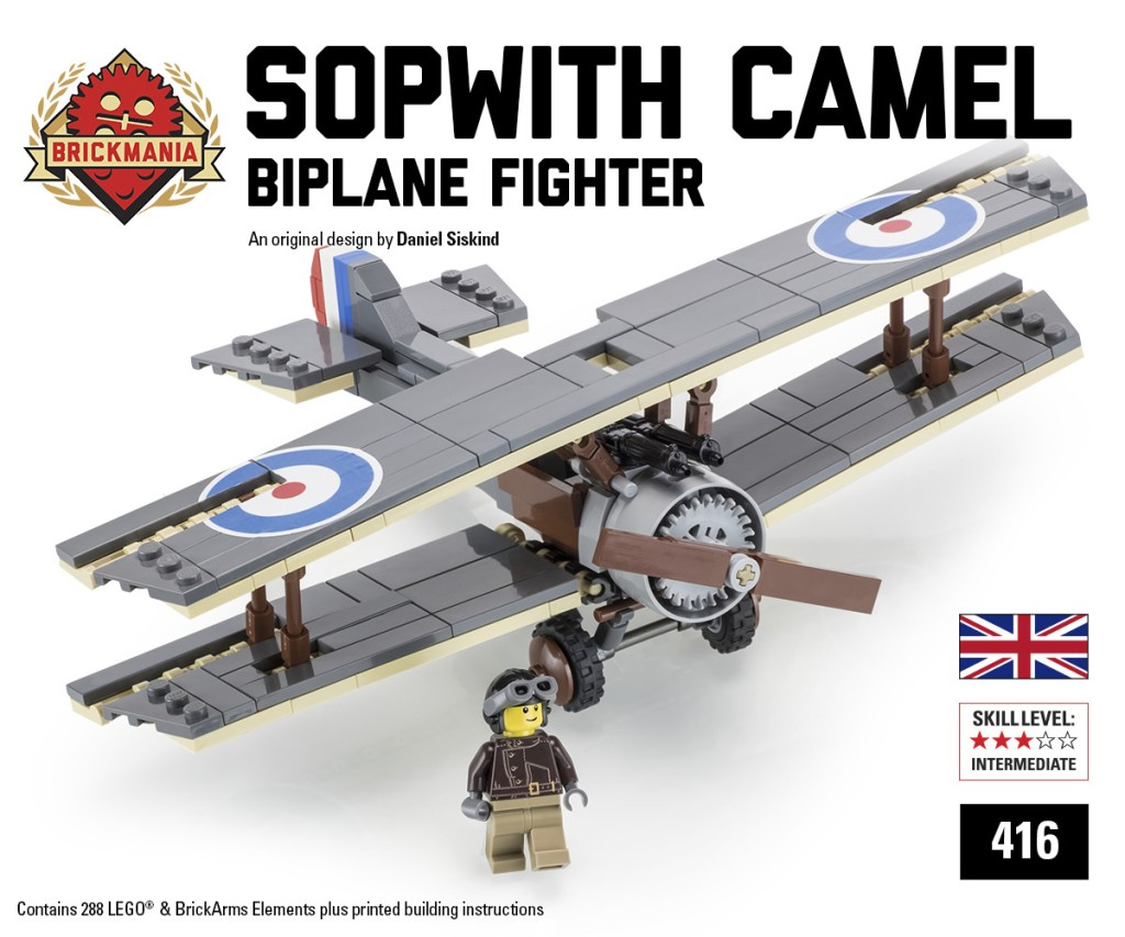 Sopwith Camel (2016 Edition)