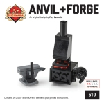 Anvil and Forge