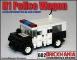 H1 Police Wagon