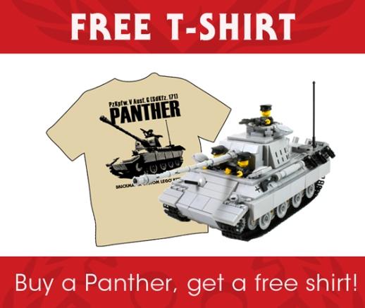 Panther Kit & Shirt