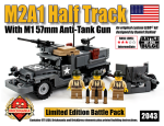M2A1 Half Track