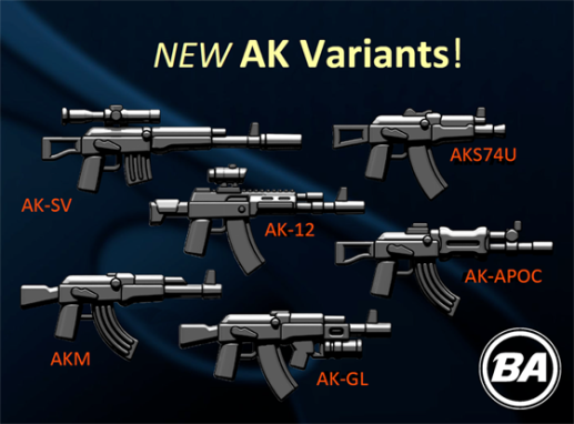 AKs from BA