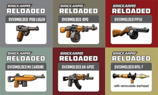 BrickArms Reloaded