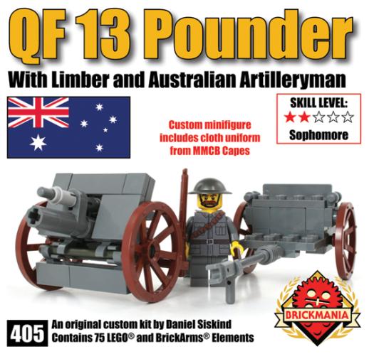 13 pounder