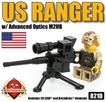 Ranger with M2HB