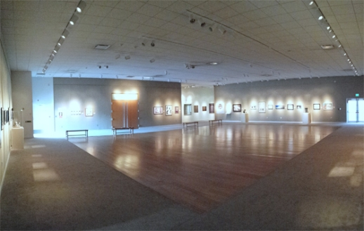 We're going to fill this 3000sf gallery with World War II displays!