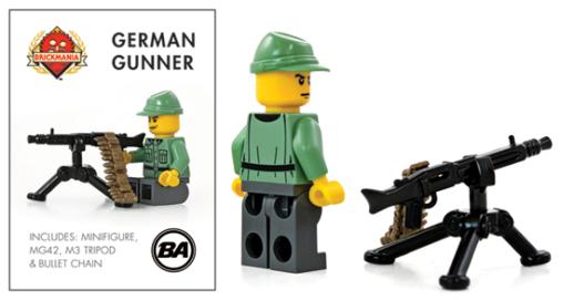 German Gunner