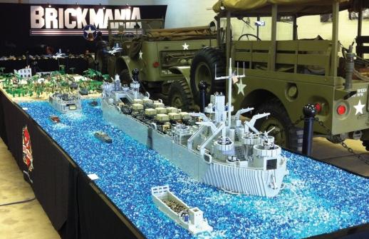 Display at the Virginia Armor Museum