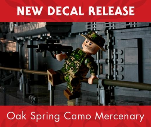 Oak Spring Camo